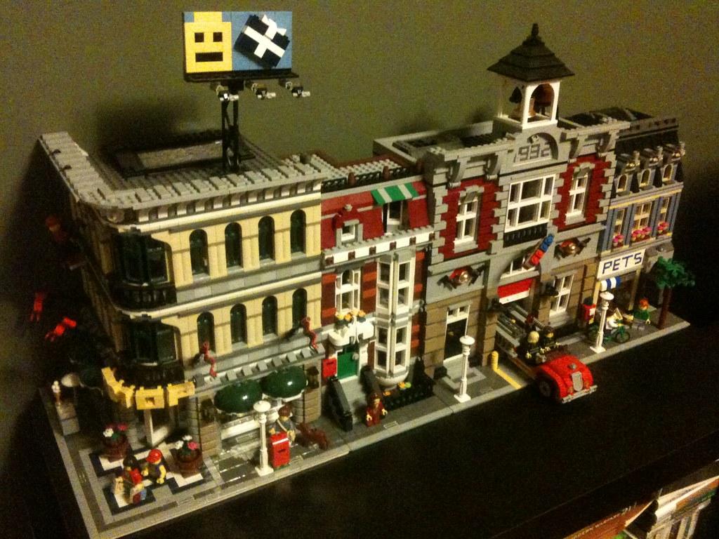 Lego House Grand Designs
