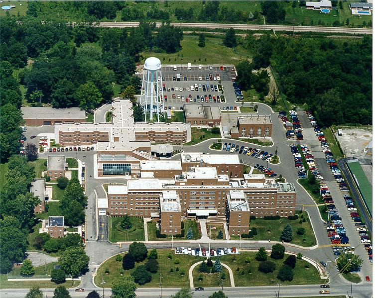 Aleda E Lutz Va Medical Center Saginaw Mich The Departme Flickr
