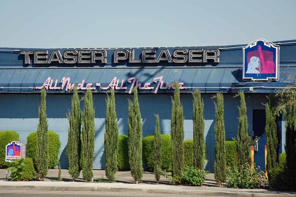 teasers pleasers bakersfield