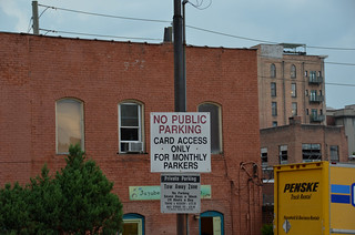 NO PUBLIC PARKING | by PreludeVTEC01