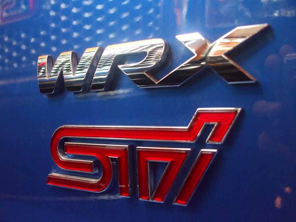 Wrx Sti Logo Aborynn Flickr