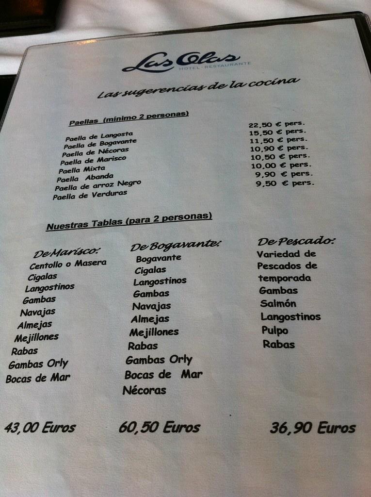 La maruca restaurante stunning otros un poco ms caros y - Restaurante la maruca ...