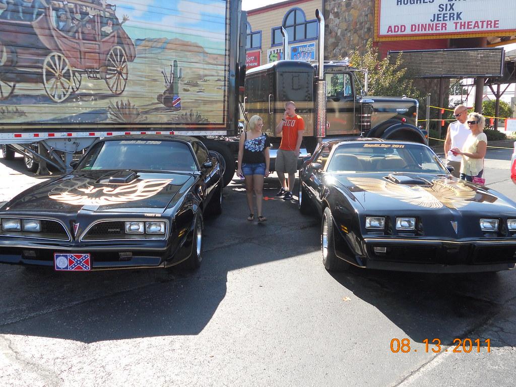 Smokey Bandit Car Hire
