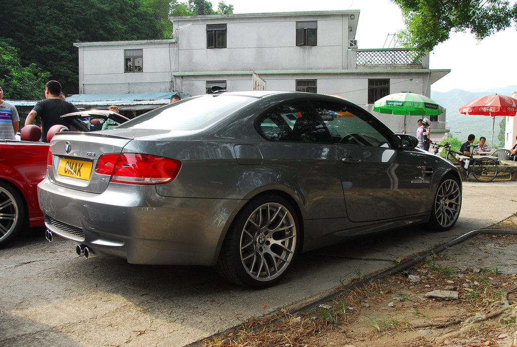 Bmw E92 M3 With Style 359m Alloy Wheels Omak Flickr
