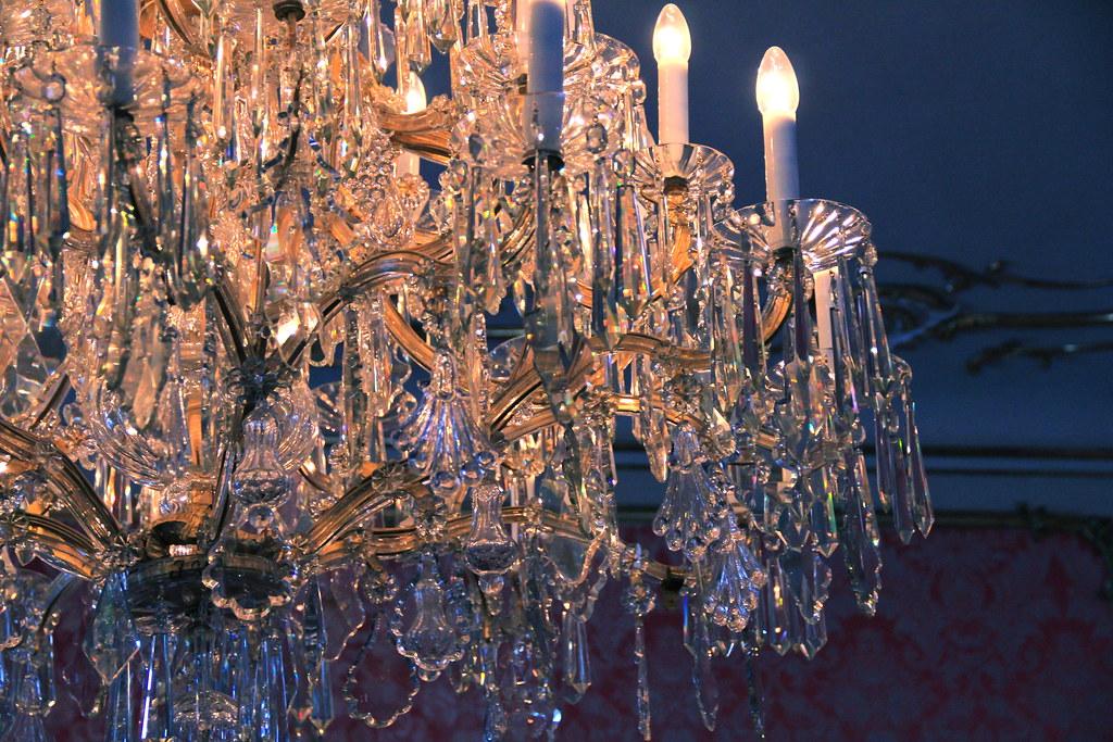 Swarovski Crystal Chandelier | Michela Simoncini