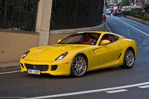 Ferrari 599 GTB | Another Ferrari 599 on my Flickr with