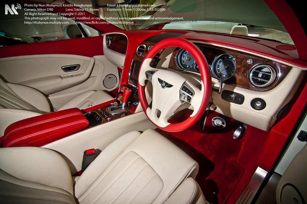 2012 Bentley Continental Gt Interior 2012 Bentley Continen Flickr