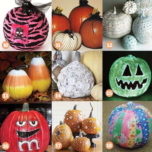 Pumpkin Decorating Ideas 2 Swelldesigner Flickr