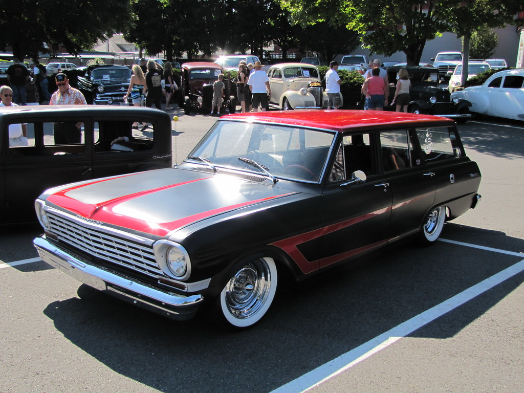 All Chevy 1964 chevy ii : 1964 chevy II/Nova SW | bballchico | Flickr