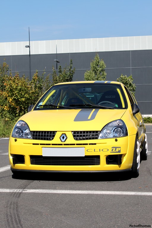 renault clio ii rs rassemblement renault sport pichot thomas flickr. Black Bedroom Furniture Sets. Home Design Ideas