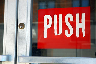 PUSH | by Steve Snodgrass