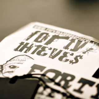Forty Thieves | by Bright Lights, Vegas Nights