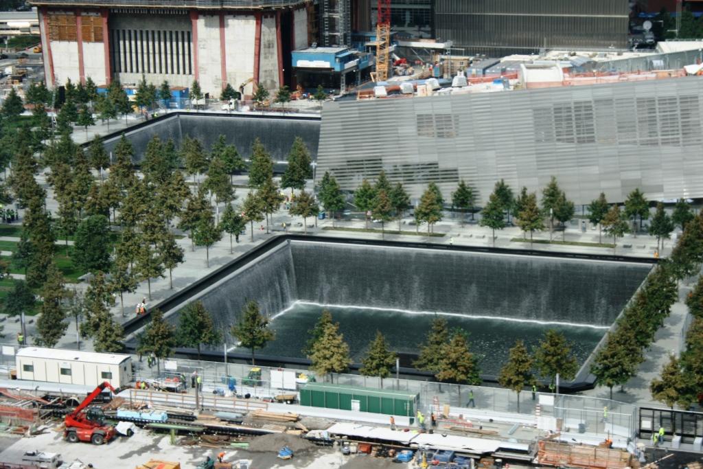 Ground zero memorial pools bbc world service flickr - Ground zero pools ...