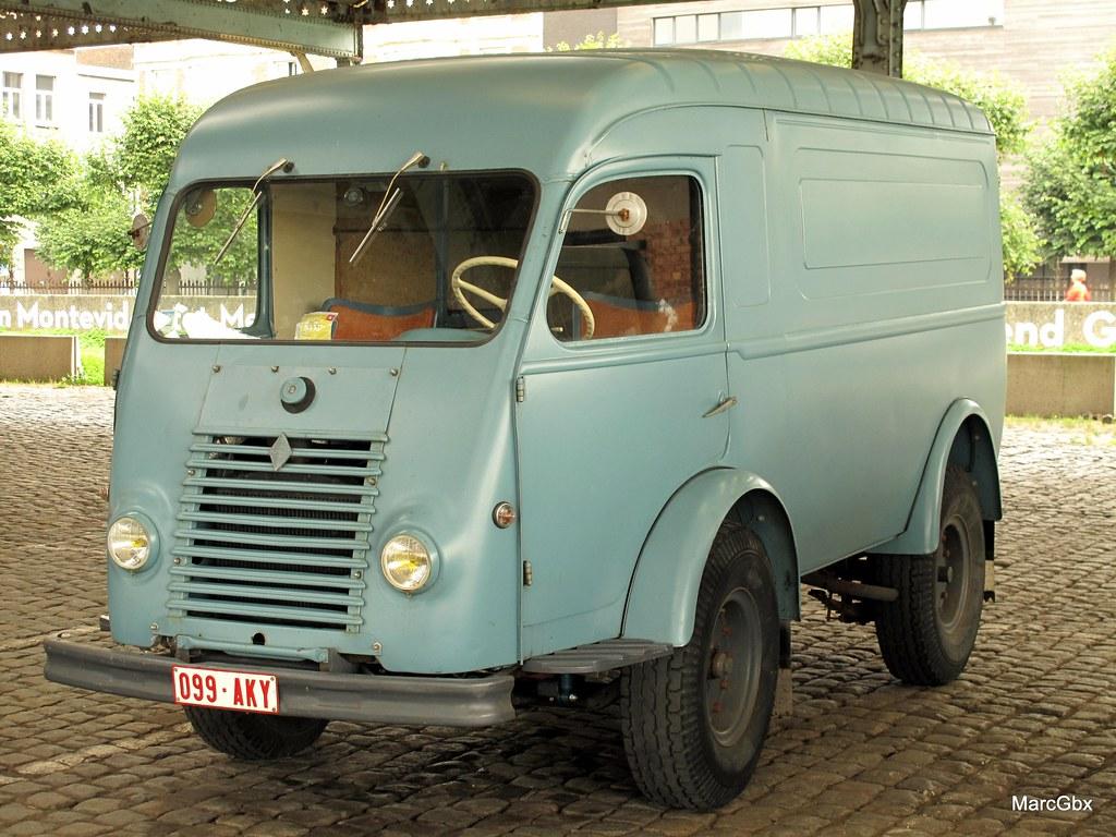 camionnette renault marc delforge flickr. Black Bedroom Furniture Sets. Home Design Ideas