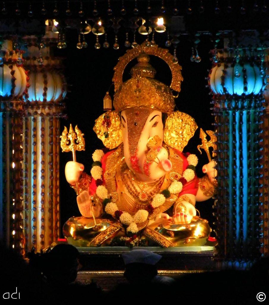 Shrimant Dagdusheth Halwai Ganpati Shrimant Dagdusheth Hal Flickr