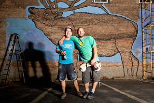 Living Walls (The Elk) - Albany, NY - 2011, Sep - 07.jpg | by sebastien.barre
