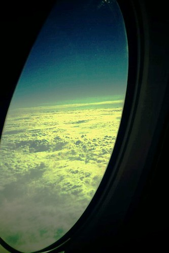 Another shot from the window of an airplane | by Mr. Vincent Freeman