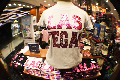 Las Vegas Spangled T-Shirt 2011 Summer Vacation California Las Vegas August 06, 2011507 | by stevendepolo