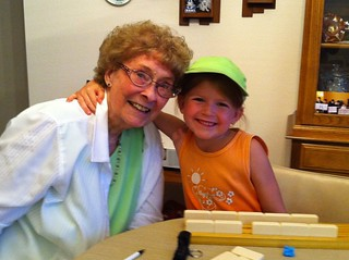 Grandma and Ruby | by Goamick