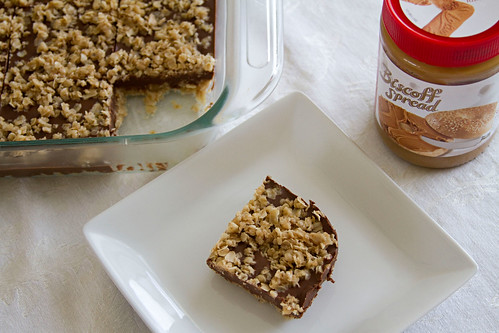 No-Bake Biscoff-Oat Bars - 7 | by Sugarcrafter