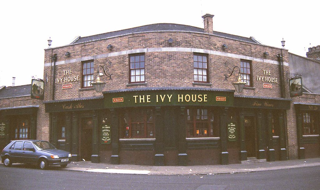 Tynexwear ivy house sunderland vaux jl john law flickr for The ivy house