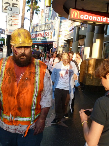 Zombie Construction Worker | by Michael R Perry