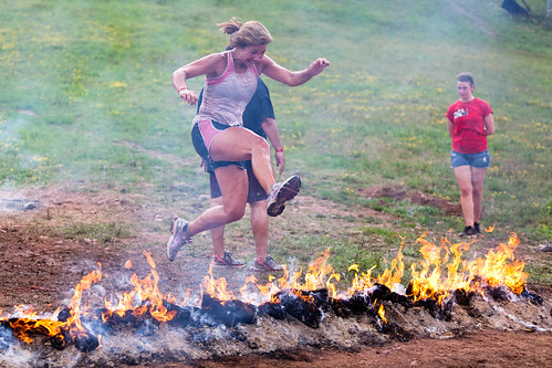 Warrior Dash Northeast 2011 - Windham, NY - 2011, Aug - 28.jpg | by sebastien.barre
