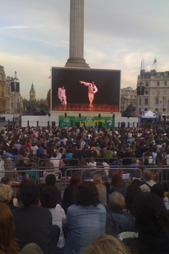 Audience Pictures - BP Big Screens © ROH 2011 | by Royal Opera House Covent Garden