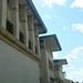Columns Above N. Side Bank