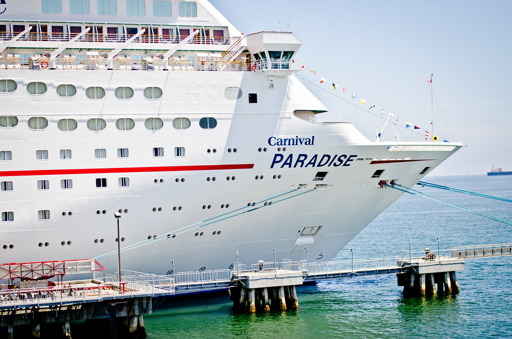 carnival paradise cruise ship viinzography flickr