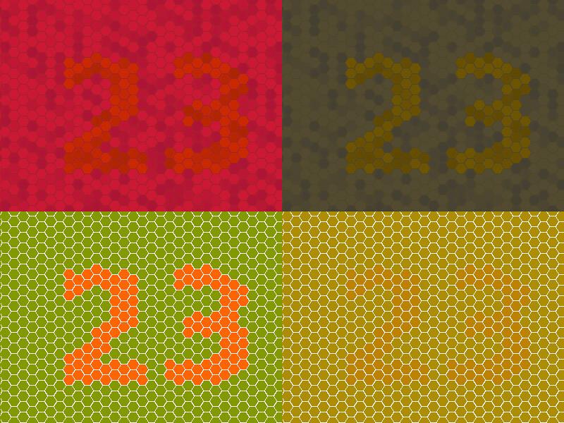 Quot Color Blindness Quot Deuteranomaly Demonstration Color