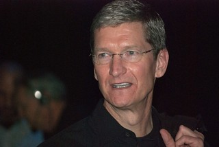 Tim Cook, after Macworld Expo 2009 keynote | by igrec