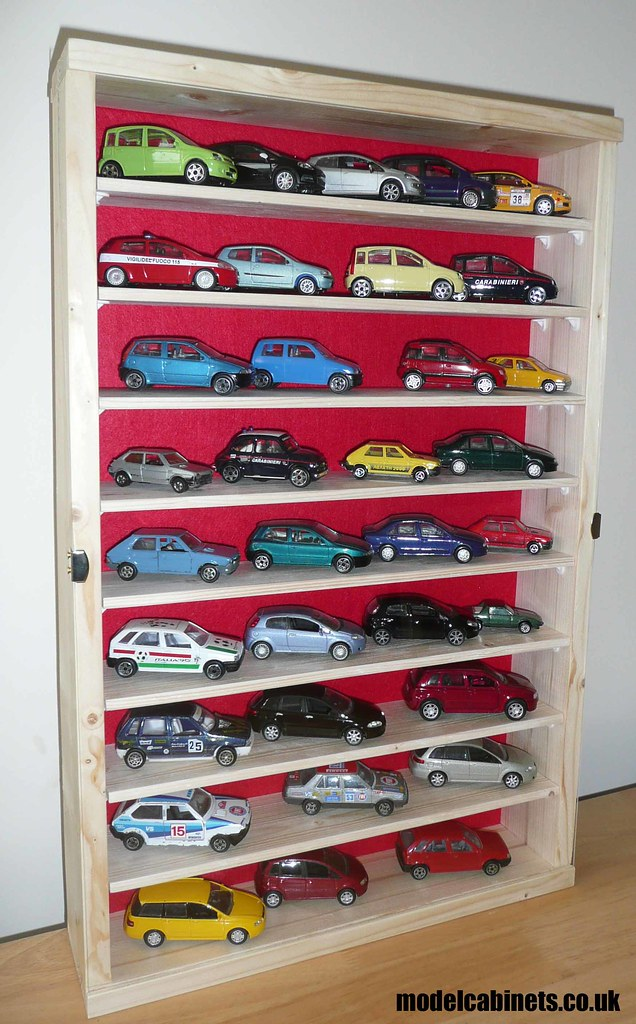 Awesome ... Model Fiat Display Cabinet | By Diecast Model Car Cabinets