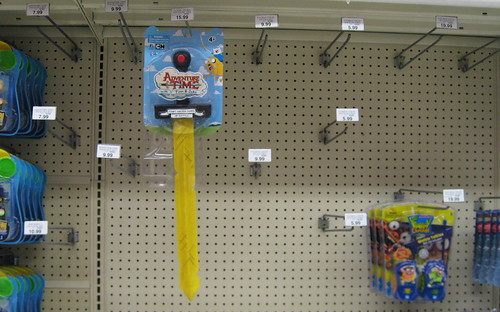 What's Left of Adventure Time and Fanboy Toys at Toys R Us | by Fred Seibert