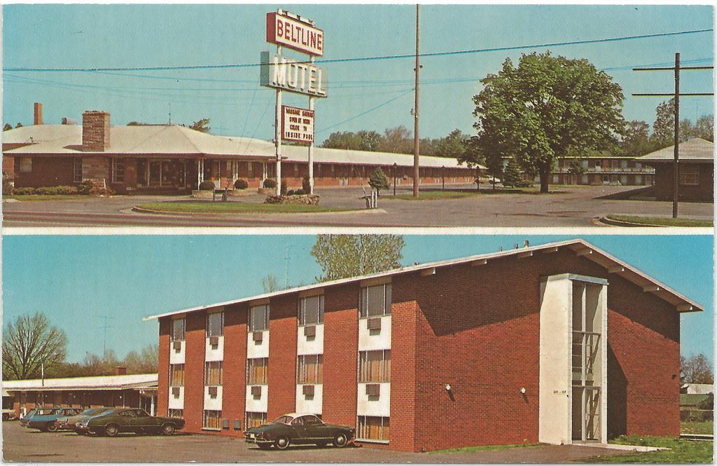 Motel  On Beltline