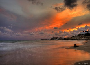 DSC1164 Sunset- Sitges | by antoni63