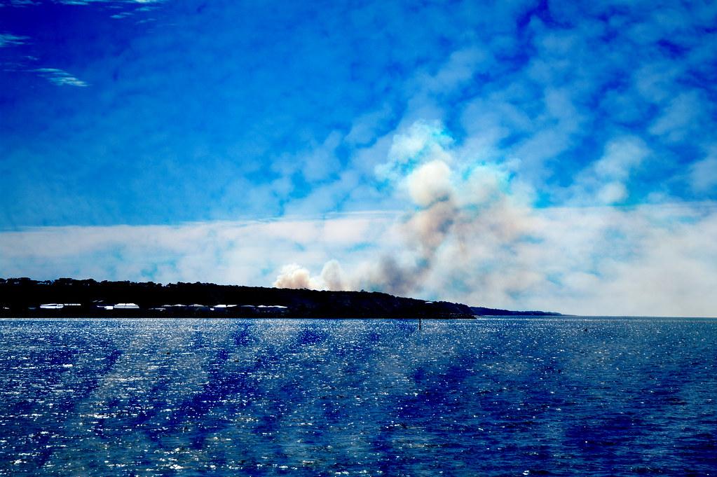 Light Pollution Port Vincent South Australia glitterway Flickr
