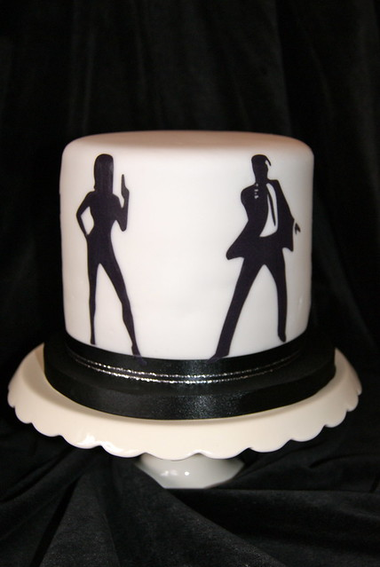 James Bond Cake Flickr Photo Sharing