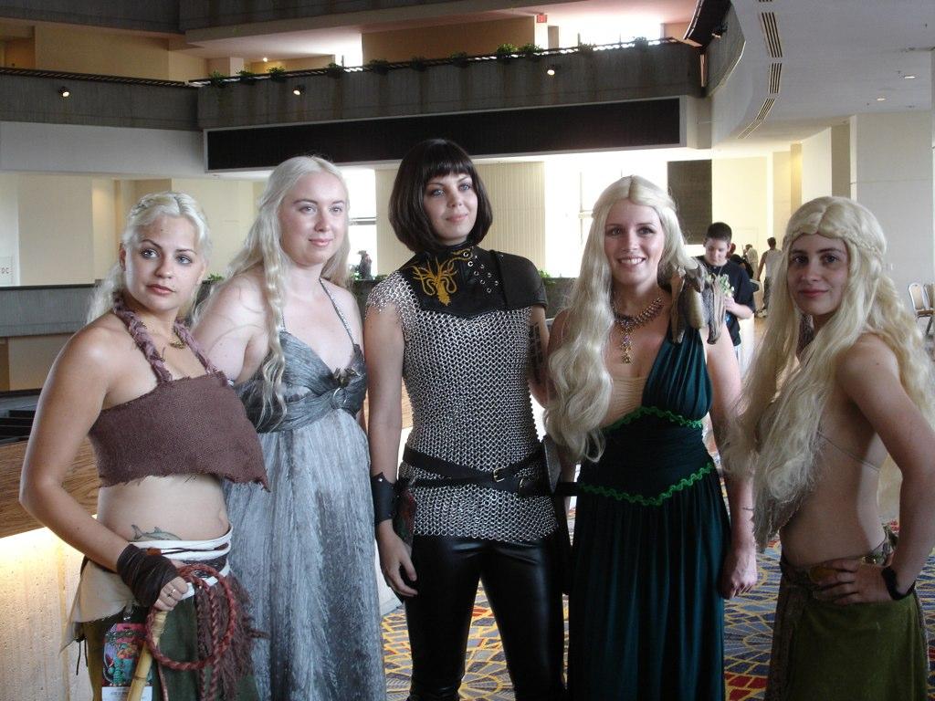 Game Of Thrones Graufreud Asha