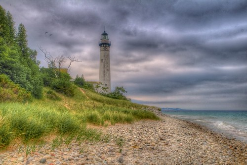 South Manitou Lighthouse | by lomeranger