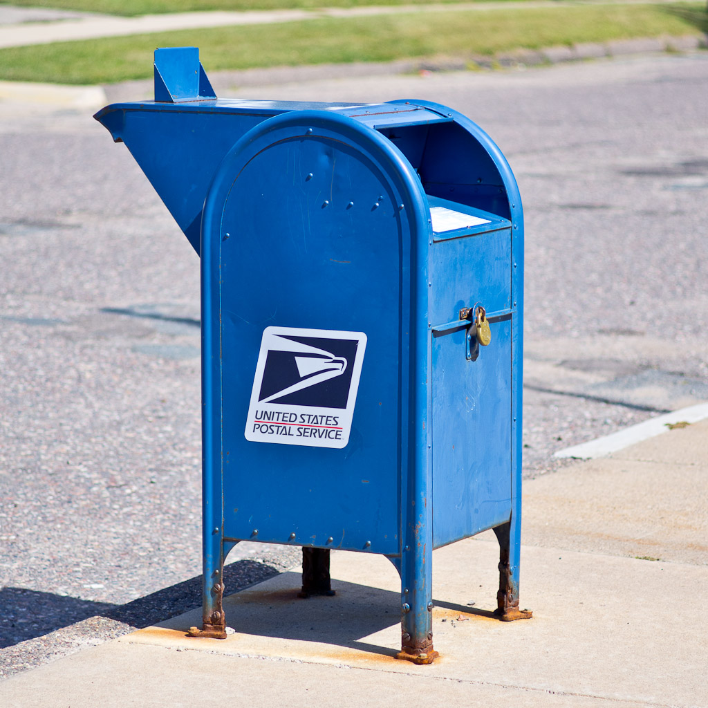 Post Service: A USPS (U.S. Postal Service