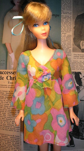 Barbie Flower Wower TNT Barbie 1970 | by ColeKenTurner
