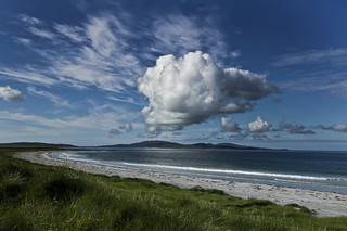 Isle of Barra, from South Uist | by Ralph Neale