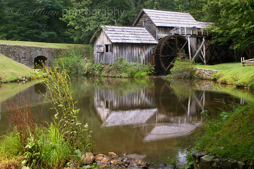 The Iconic Mabry Mill, Meadows of Dan VA | by t.sullivan photography