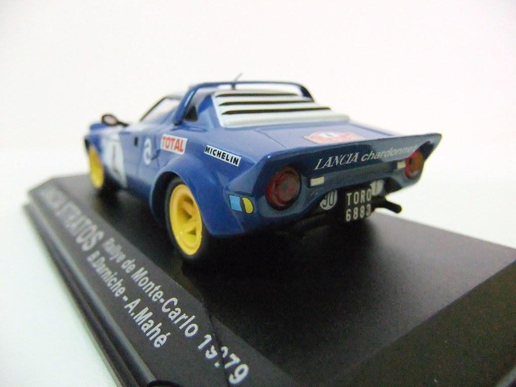 lancia stratos / rallye de monte-carlo 1979 - altaya | flickr