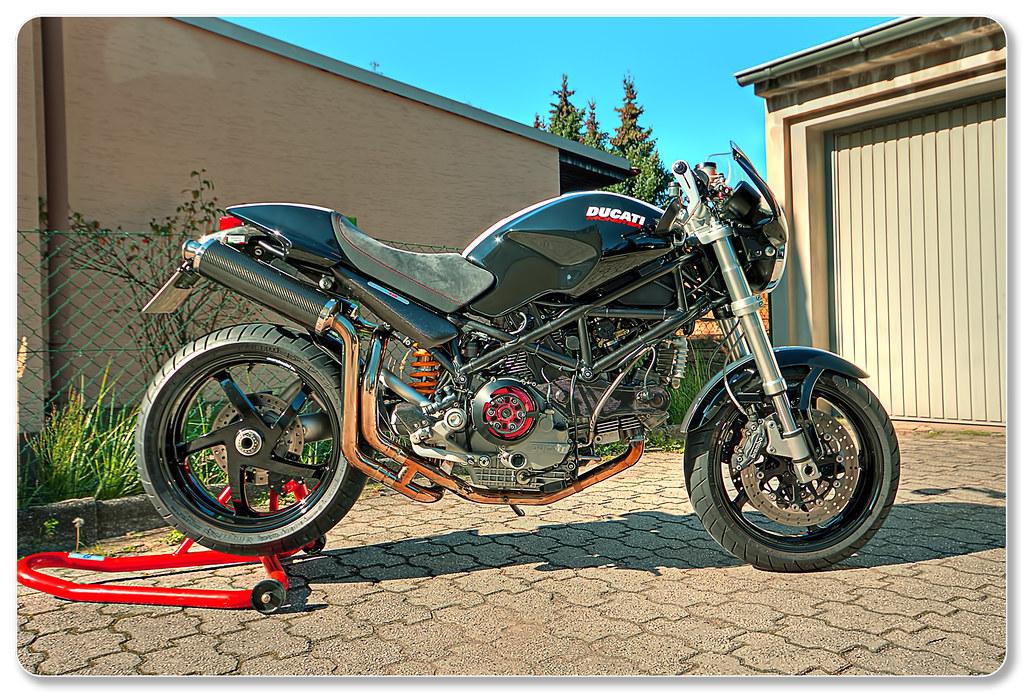 DUCATI Monster S2R 1000 - 2006, 2007 - autoevolution