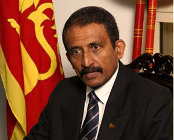 Donald Perera All sizes Air Chief Marshal Donald Perera Ambassador of Sri Lanka