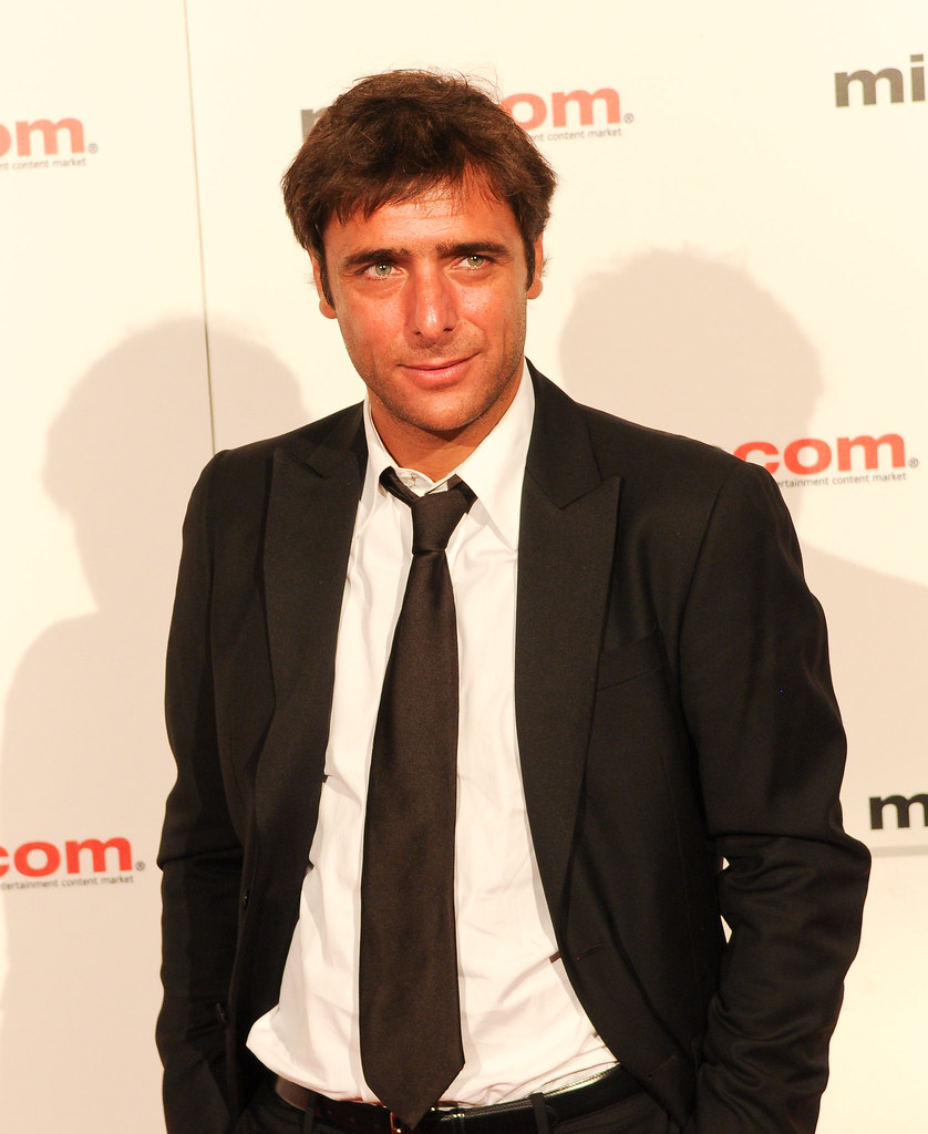 Adriano Giannini Red Carpet Mipcom 2011 Mipcom 2011 Op Flickr