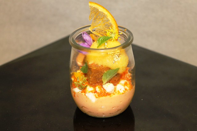 Carrot Mousse, Frozen Cream Cheese Chunk, Carrot Ice, Carrot Cake ...