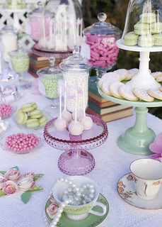 Vintage Lolly Buffet | by rubyju